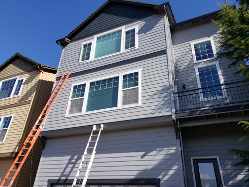 Exterior home painting Beaverton