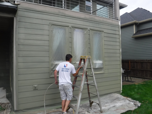 Exterior Home Painting Forest Grove