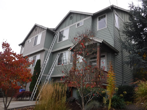 Exterior Home Painting Oregon City