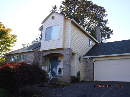 Exterior Home Painting Tigard
