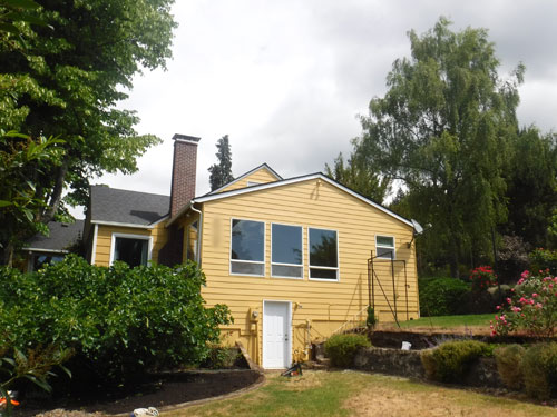 Exterior Home Painting Vancouver