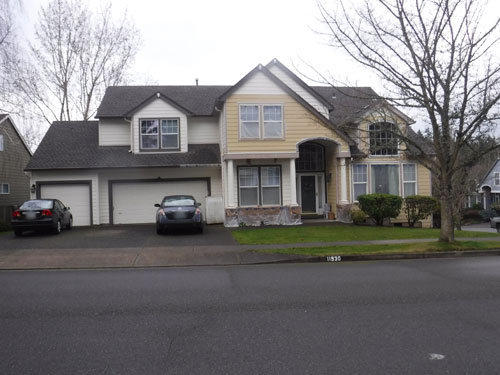 Exterior Home Painting West Linn